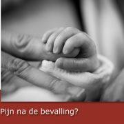 pijn na bevalling
