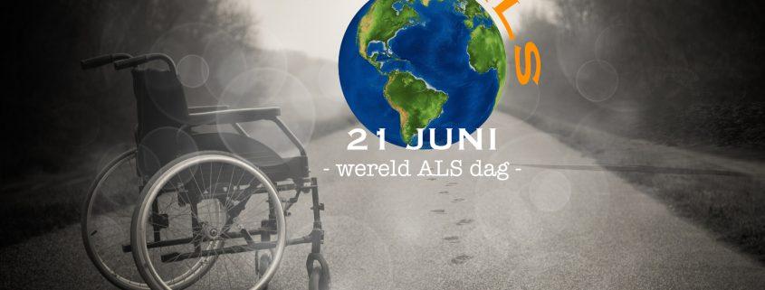 ALS, mono, wedren, fysio, fysiotherapie, werelddag